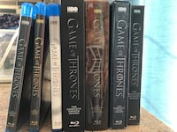Game of Thrones 1 to 7 seasons. Blu-Ray Alexandria, 22315