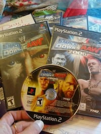 PlayStation 2 Smack down veRse,also 2006 ,and 2009 Nicholasville, 40356
