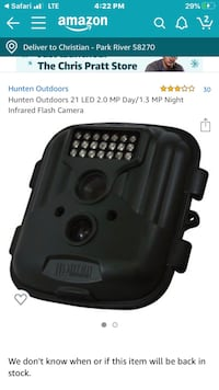 Hunten Trail Cams
