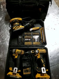 read the ad: Dewalt impact/Drill/Sander  Hamilton, L8H