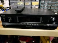 Sony receiver and speakers  Asbury, 52002