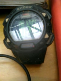 Shock watch only 20