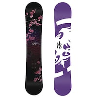 Never Summer Infinity Board with Union Bindings Mississauga, L5V 2G8