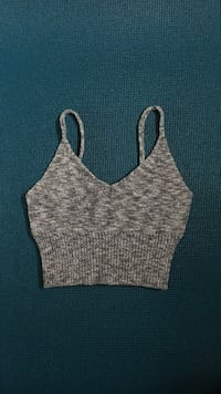DEBUT Grey and White Top Size Small Guelph, N1G 2V5