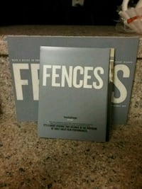 Dvd movie, Fences