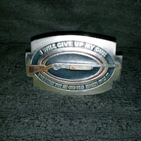 "1976 ""limited edition"" rifle buckle Las Vegas, 89108"