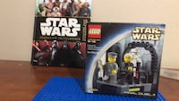 lego star wars final duel II 7201 NISB box condition perfect Citrus Heights, 95621