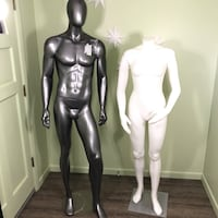 Male and female Mannequins $85 EACH  Oviedo, 32765