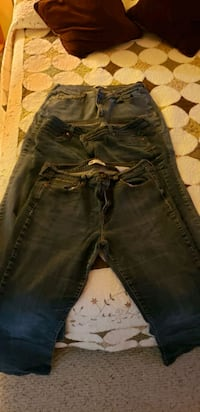 3 pairs of Jean's size 16 Bolivar, 25425