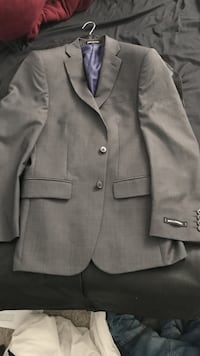Dark Grey Bellissimo Suit Jacket 36s Barrie, L4M 7C2