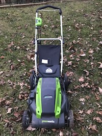 GreenWorks Electric Mower Woodbridge, 22193