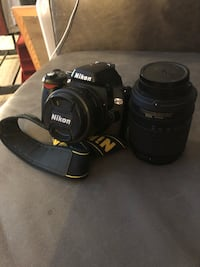 Nikon D40x DSLR with 50mm and 18-135mm Lenses Calgary, T2R 0J2