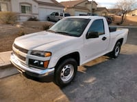 2008 Chevrolet Colorado Work Truck 4WD Regular Cab