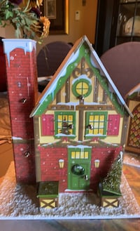 25 Days of Christmas Houses with 25 slots for small gifts, money, etc Middletown, 21769
