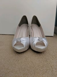 Bridal/Prom Shoes (size 8 US) Springfield, 22153