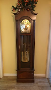 brown wooden grandfather's clock Silver Spring, 20910