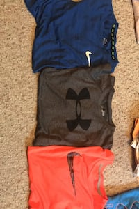 Under armour and Nike shirts Wellesley, N0B 2T0