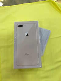 SIFIR İPHONE 8 PLUS 64GB TAKASLI