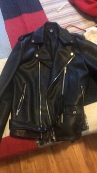 ZARA MAN Leather Jacket Montréal, H4K 1L3