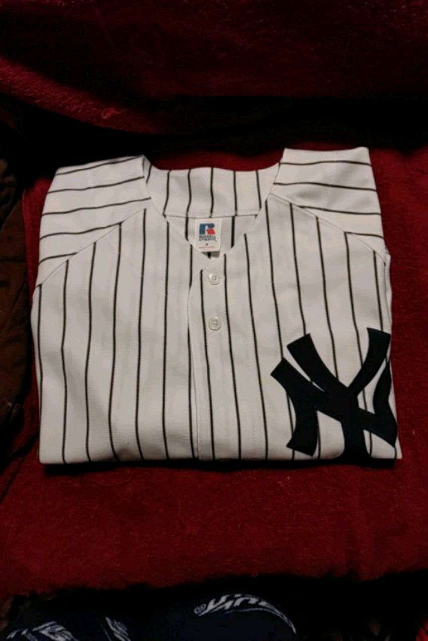 Photo Officially Licensed NEW without tags New York Yankees Jersey