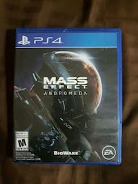 Mass Effect Andromeda 10/10 condition Brampton, L6R 2N6