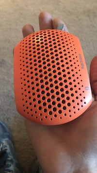 brown and black portable speaker West Valley City, 84119