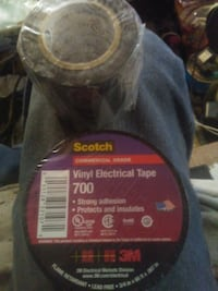 Scotch commercial grade vinyl electrical tape 700 3m