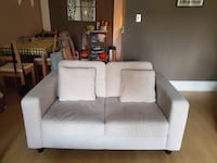 Love seat couch (EQ3) VANCOUVER