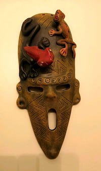 Wall mounted mask Milton, L9T 0Y8