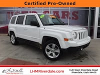 2016 Jeep Patriot Latitude Riverdale, 84405