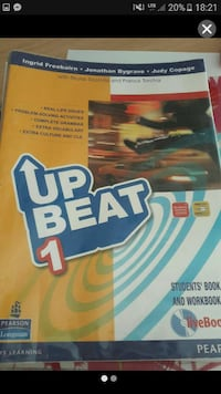 UP BEAT 1 Uta, 09010