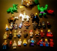 Lego people and blocks O'Fallon, 63368
