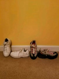Two pairs of Boys Nike Sneakers  Baltimore, 21244