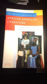 The Norton Anthology of African American Literature, 2nd ed. Los Angeles, 90028
