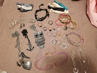 Random Jewelry and Hair Accessories  London, N5V 3Z7