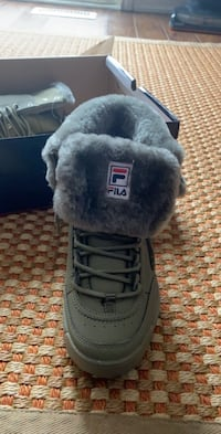 Fila Disruptor Shearling Boot