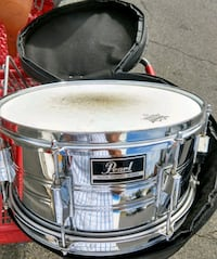 PEARL EXPORT SERIES SNARE DRUM CHROME 8 LUG 14 X 6