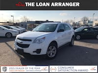 2015 chevrolet equinox with 141,535km and 100% approved financing Cambridge
