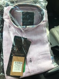 Very nice brand new mean dress shirt  Mississauga, L5N 7H1