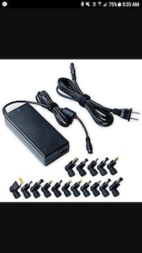 Universal lab top charger!! Brand new