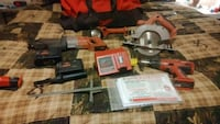 Milwaukee 18v toolset  Madill, 73446