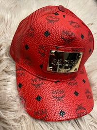 MCM leather Hat Silver Spring, 20904