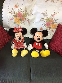 Mickey & Minny Bought at Disney World Kitchener, N2K 4J9