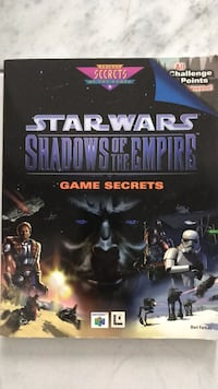 Star Wars: Shadows of the Empire -- Game Secrets Mississauga, L5A 3B2