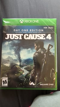 Just Cause 4 XBOX 1 Woodbridge, 22192