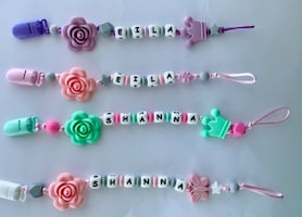 Customize pacifier clip pacifier holder