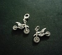 Dirt bike charms, one for $5 Tracy, 95304