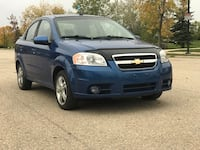 Chevrolet - Aveo - 2009 Winnipeg, R3Y