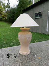 Table Lamp *Delivery Available* Hamilton, L9H 5N7