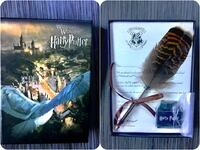 wizarding world of harry potter Special Feather Pen ink Set Downey, 90242